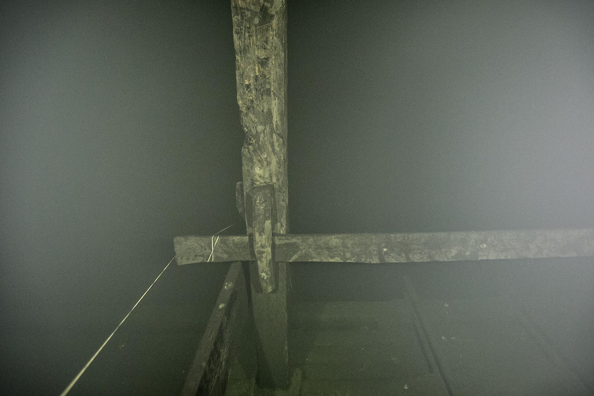 Мраморный карьер, штольня на уровне 36м