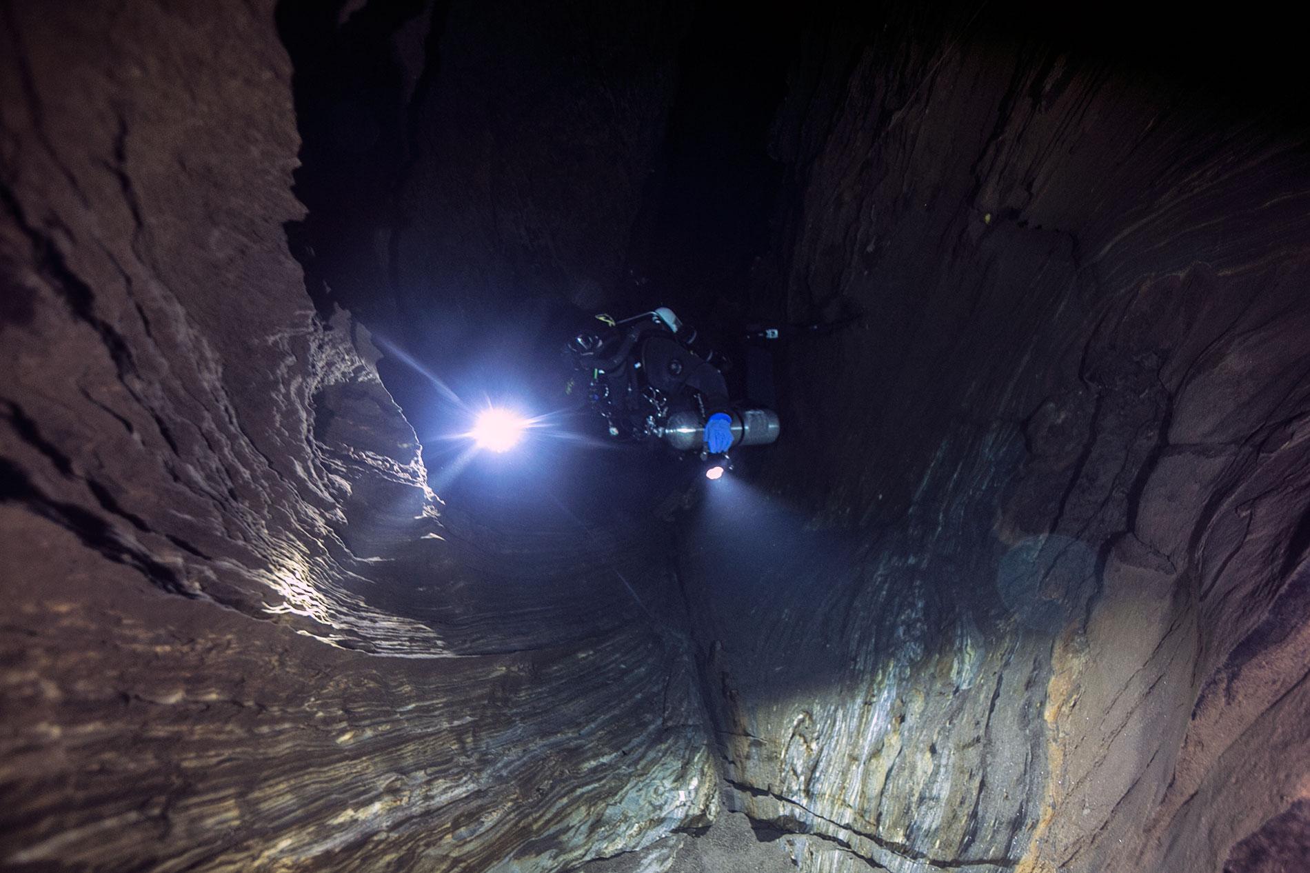 Litjaga cave