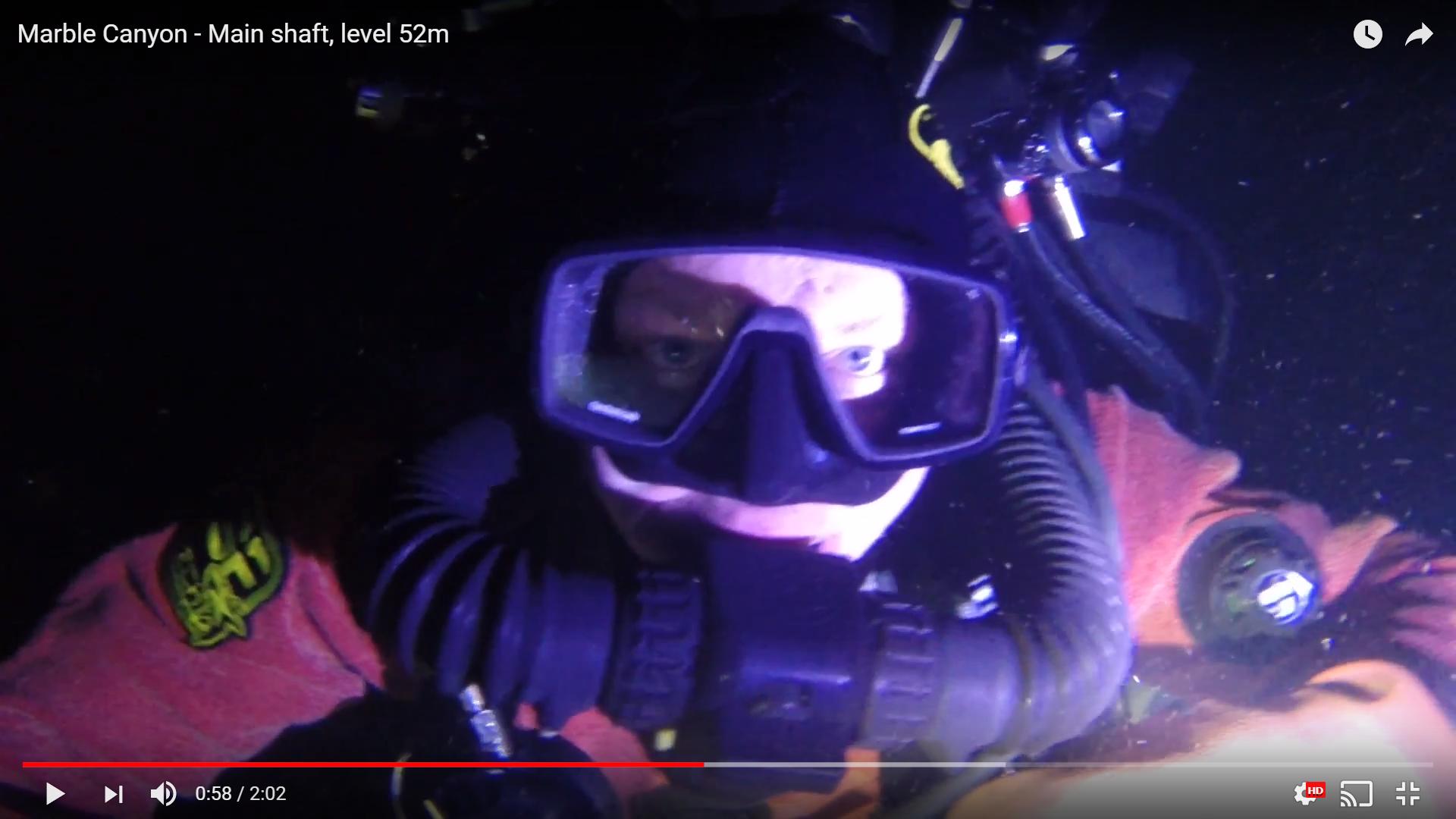pSCR Gerbertz, SF Tech, Cave Diving