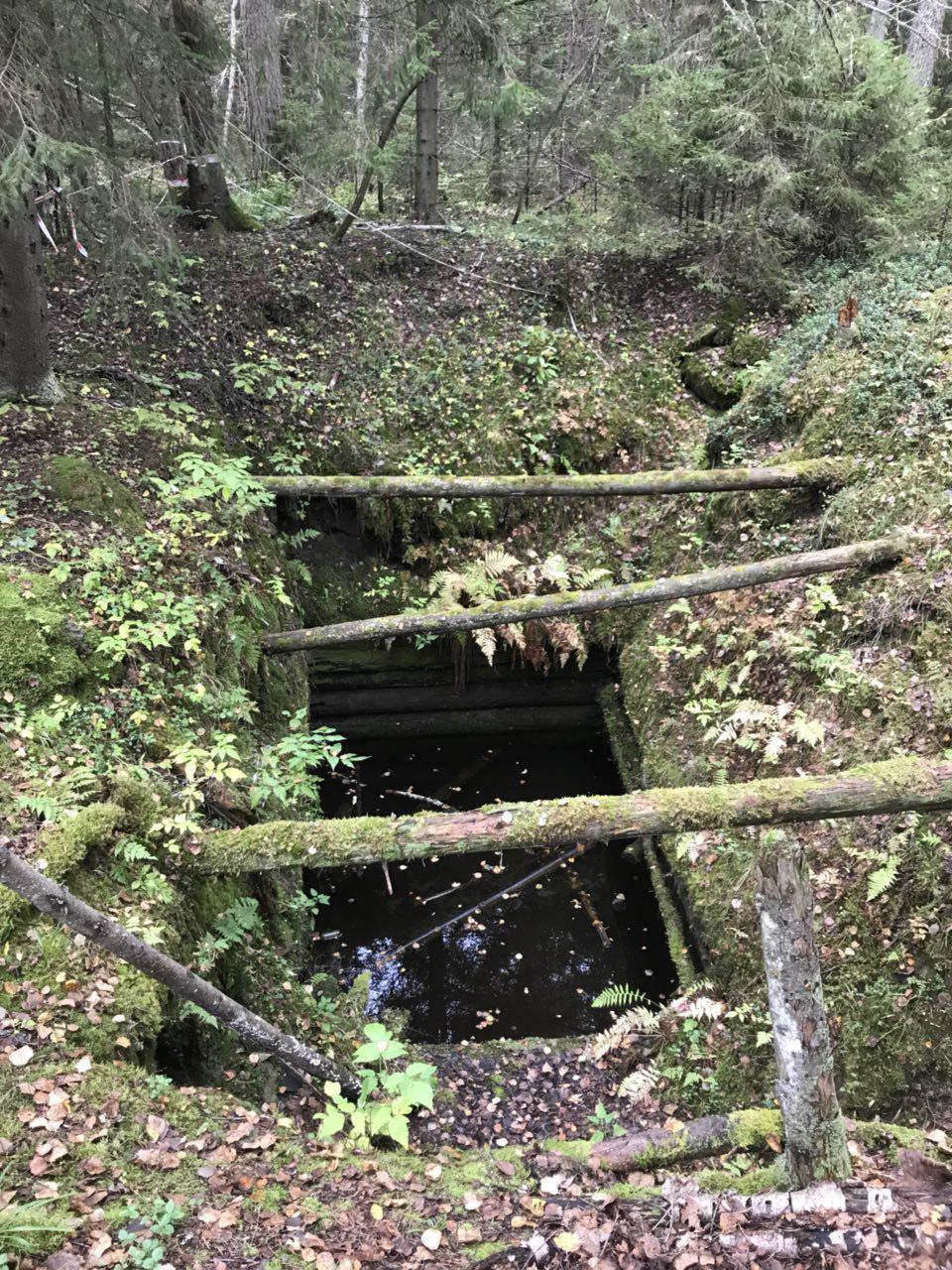 Шахта Герберц, Cave Diving Gerbertz