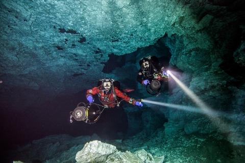 Orda DPV Cave